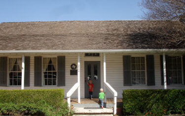 Palm House Museum in Round Rock