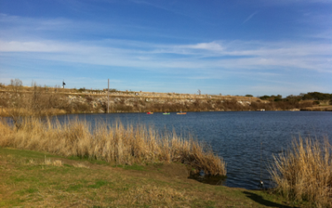 Guest Post: Brushy Creek Lake Park