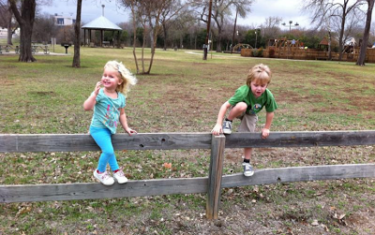 Guest Post: Children's Park in San Marcos