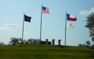 Veterans Memorial Park in Cedar Park