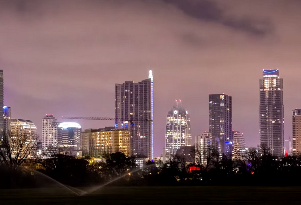 Stunning Time-Lapse Video Captures Austin Perfectly