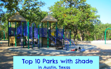 Top 10 Parks to Take a Break from the Sun