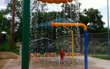 Rosewood Park: Splash Pad, Pool, & Playground