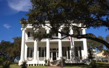 Tour the Texas Governor's Mansion