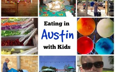50+ Places to Eat Out With Kids in Austin