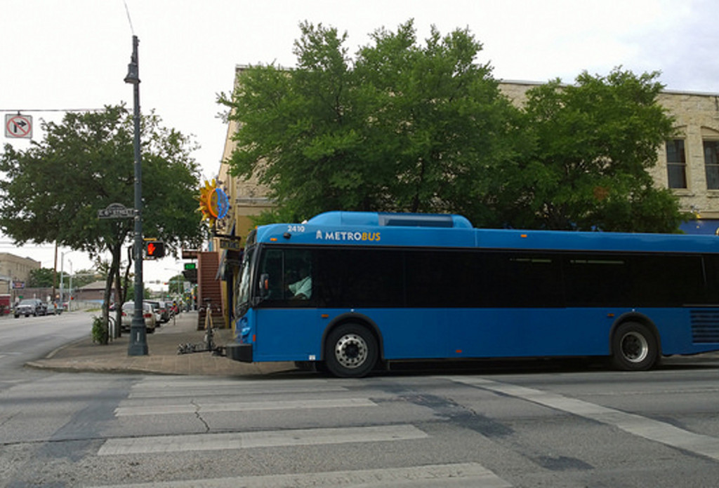 CapMetro Bus Stops on Congress are No More