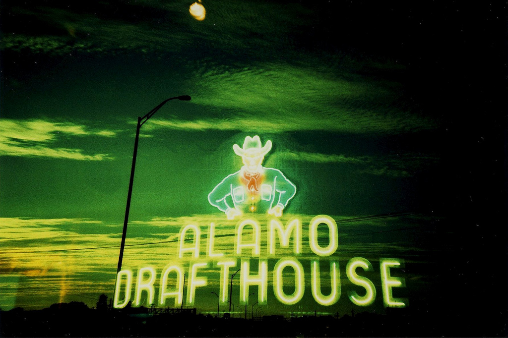 Alamo Drafthouse Rebukes Greg Abbott's Movie-Talking Ways