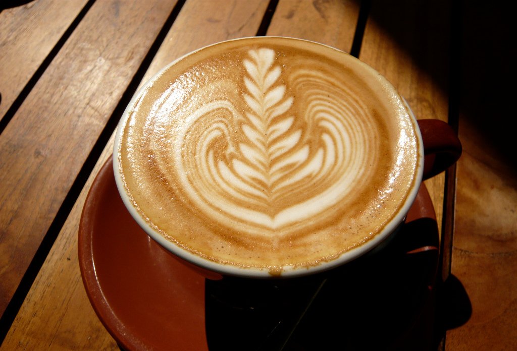 Get Your Laughs With A Side of Java at The Hideout