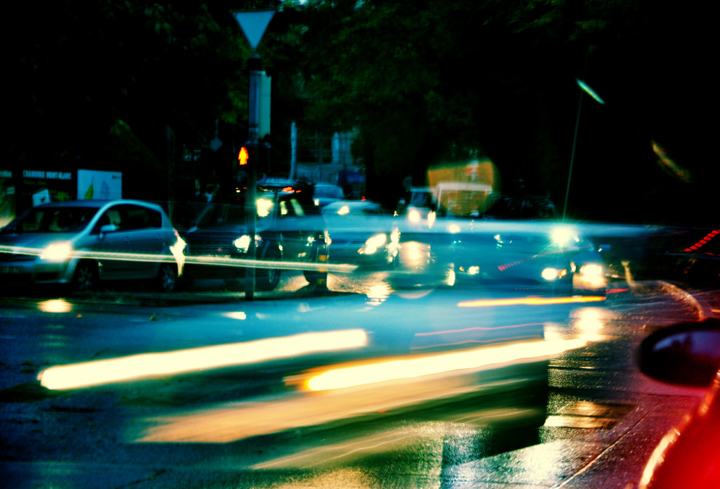 Cars in traffic. Photo: Flickr user Johnny Ainsworth, creative commons licensed.