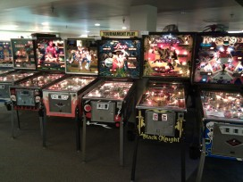 Just some of the classic machines at Pinballz (1)