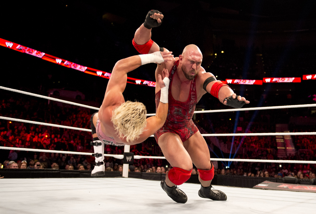 WWE Superstar Ryback is Sad: 'We Don't Really Have Time' for Franklin BBQ