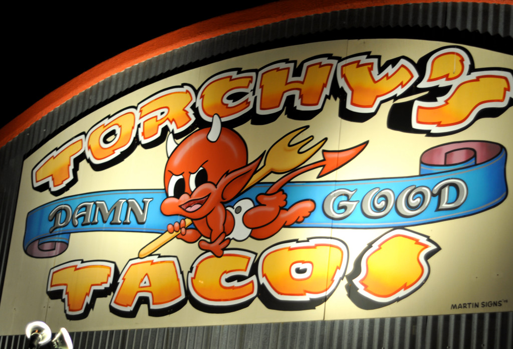 10 Gifs To Describe Eating 'The Democrat' At Torchy's Tacos