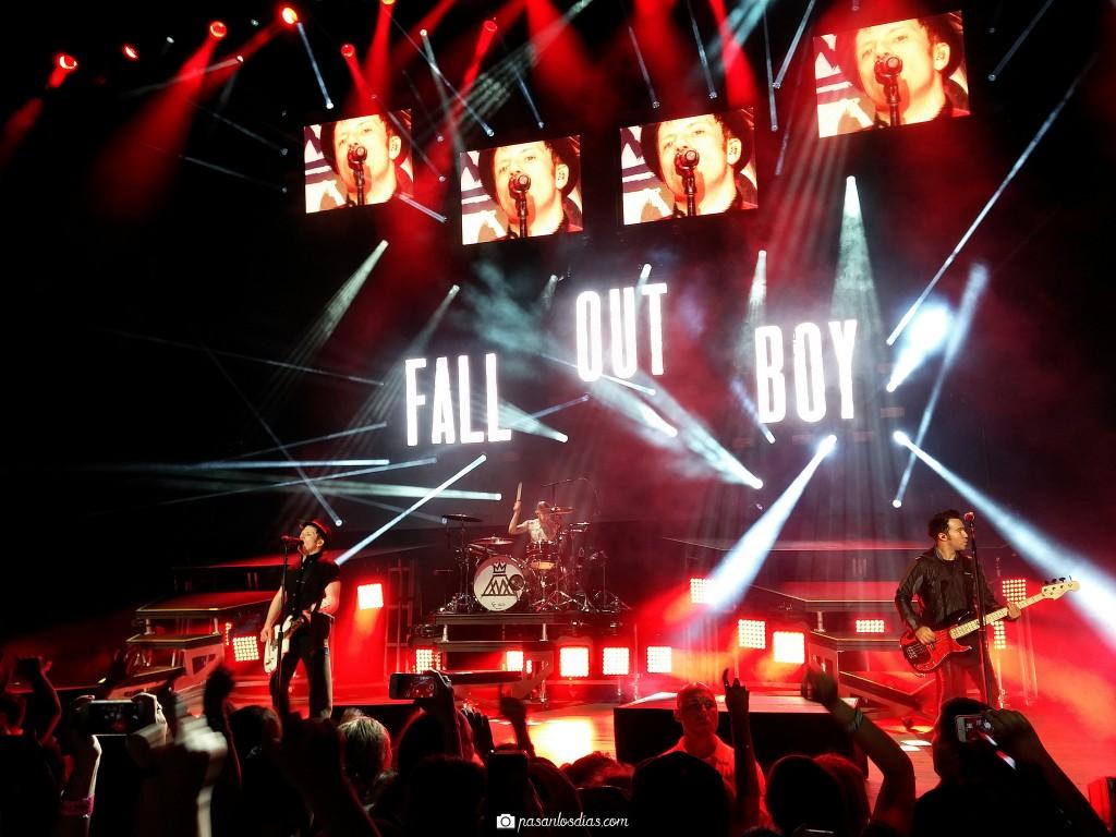 Fall Out Boy, Flickr/ Fernando L