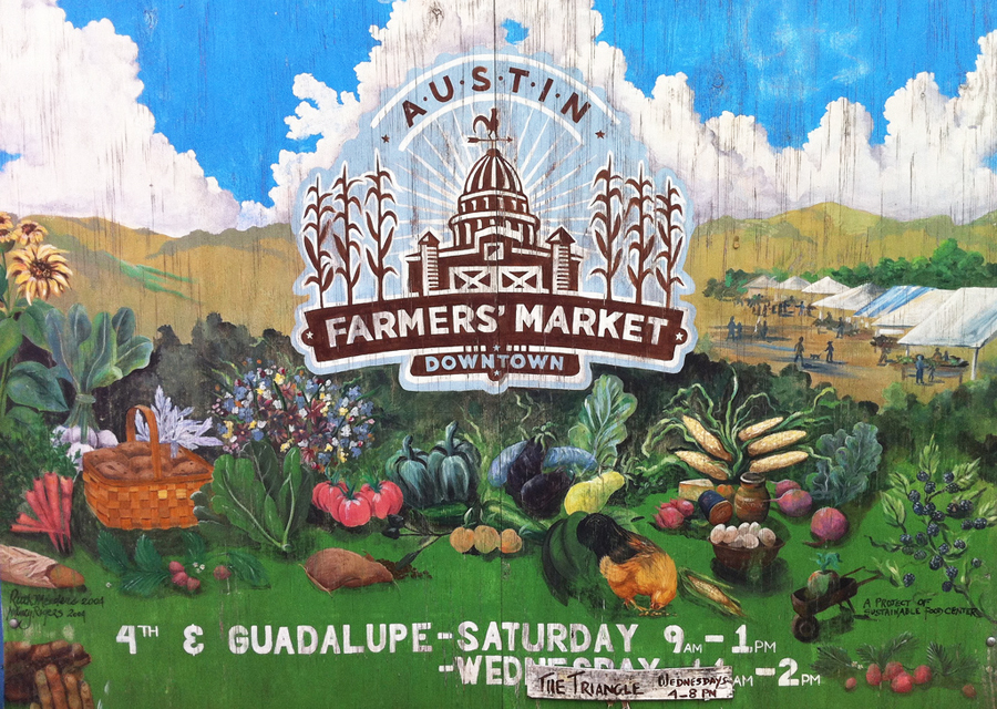 SFC farmers market downtown