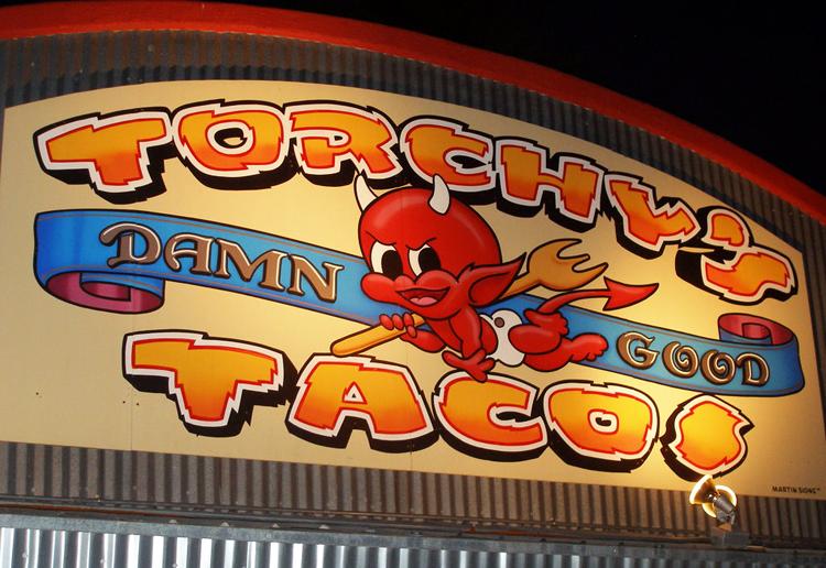 torchy's tacos democrat republican independent breakfast damn good trailer