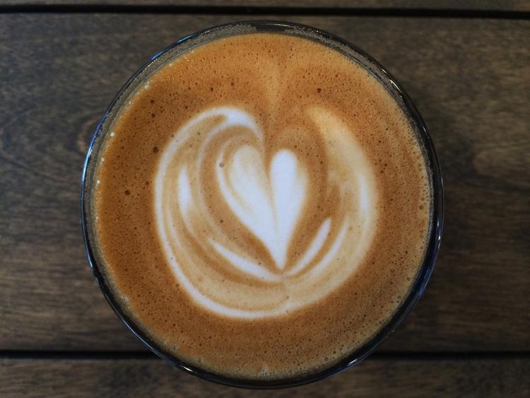 coffee espresso bean latte frappucino shot genuine joe cuppa austin epoch circa 13