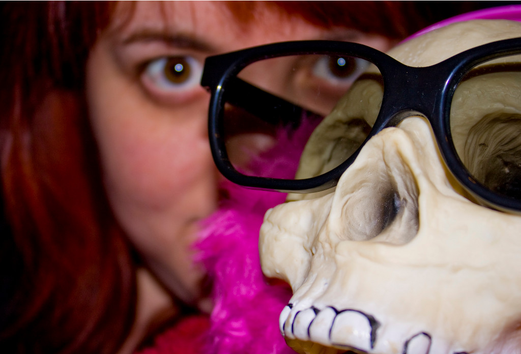So, A Human Skull Just Turned Up At An Austin Goodwill