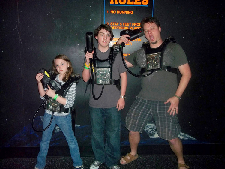 laser lazer tag blazer tag adventure center gun