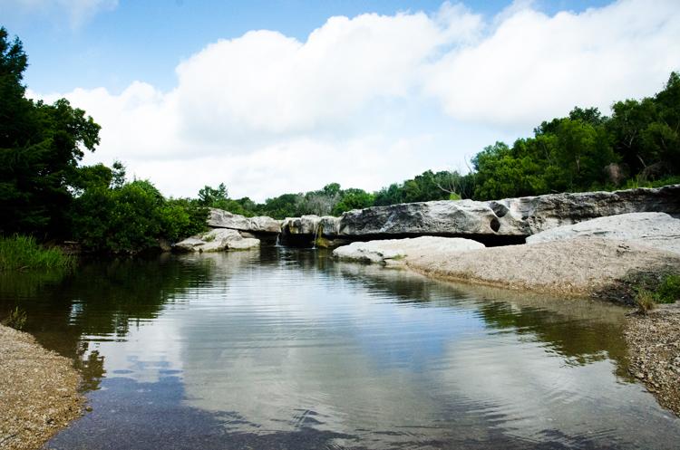 rebecca bennett lower falls mckinney falls state park