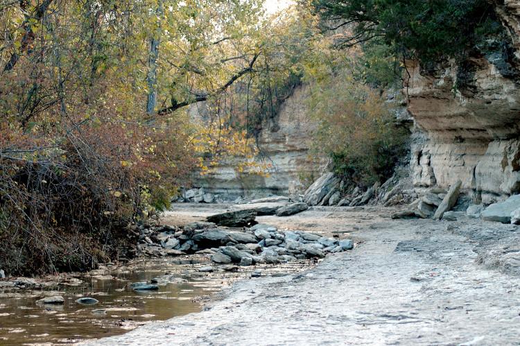 Walnut Creek Metropolitan Park. Photo: Flickr user Vicki Mitchell, creative commons licensed.