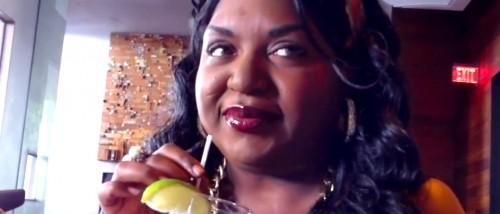 Austin comedian Lashonda Lester. Courtesy, Arcie Cola.
