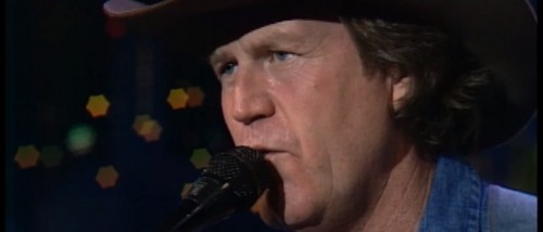 Country music legend Billy Joe Shaver. Screenshot via YouTube.