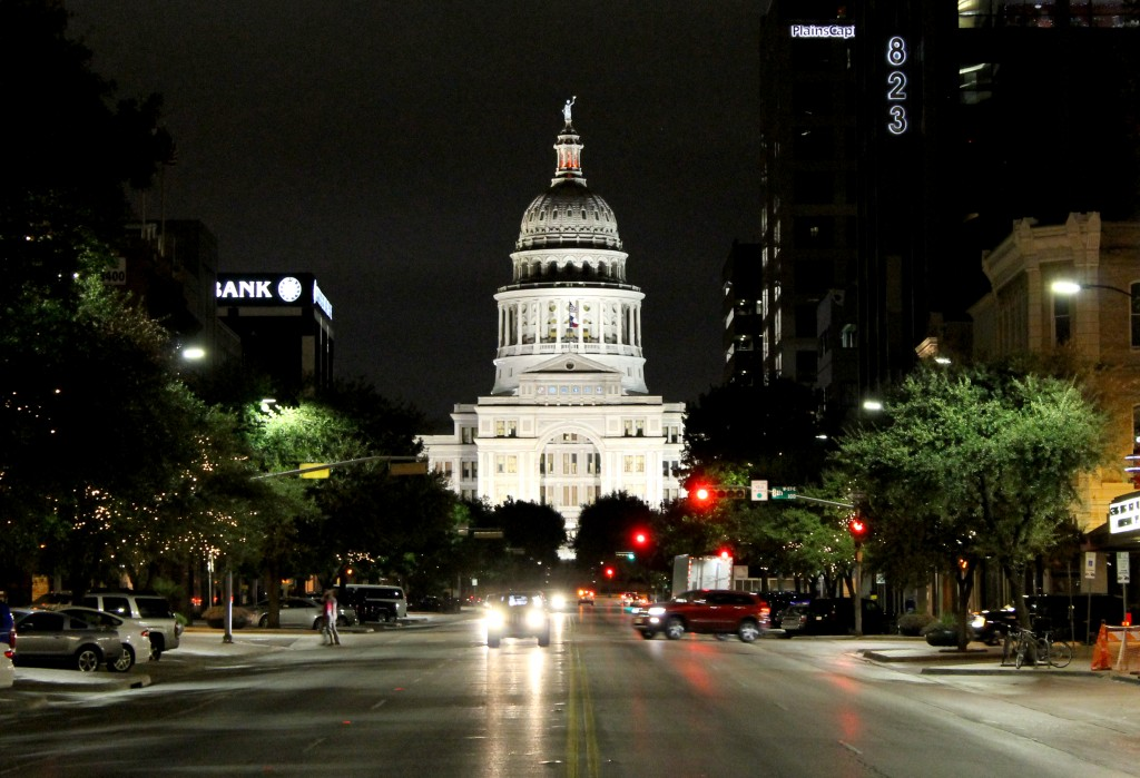 Texas Government Transparency Efforts Slapped With D- Rating