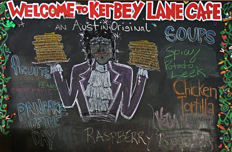 kerbey lane cafe coffee pancakes queso