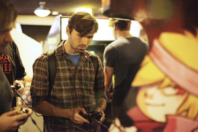 pinballz dragon lair comics arcade video game fantastic fest