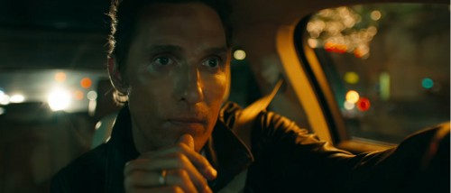 Matthew McConaughey in an Austin-based ad for the Lincoln Motor Company. Screenshot via YouTube.