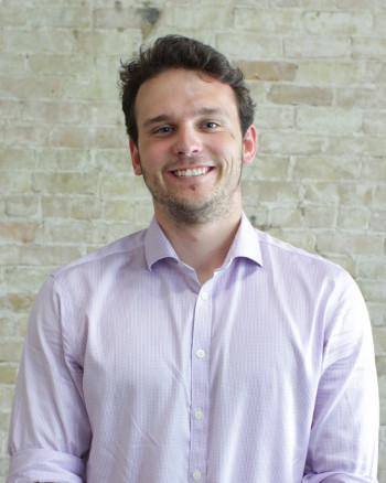 LawnStarter co-founder Steven Corcoran.