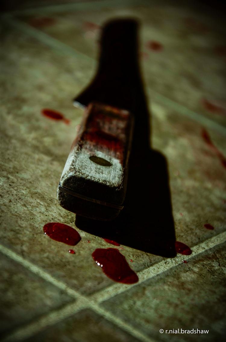 bloody knife horror terror halloween weapon murder