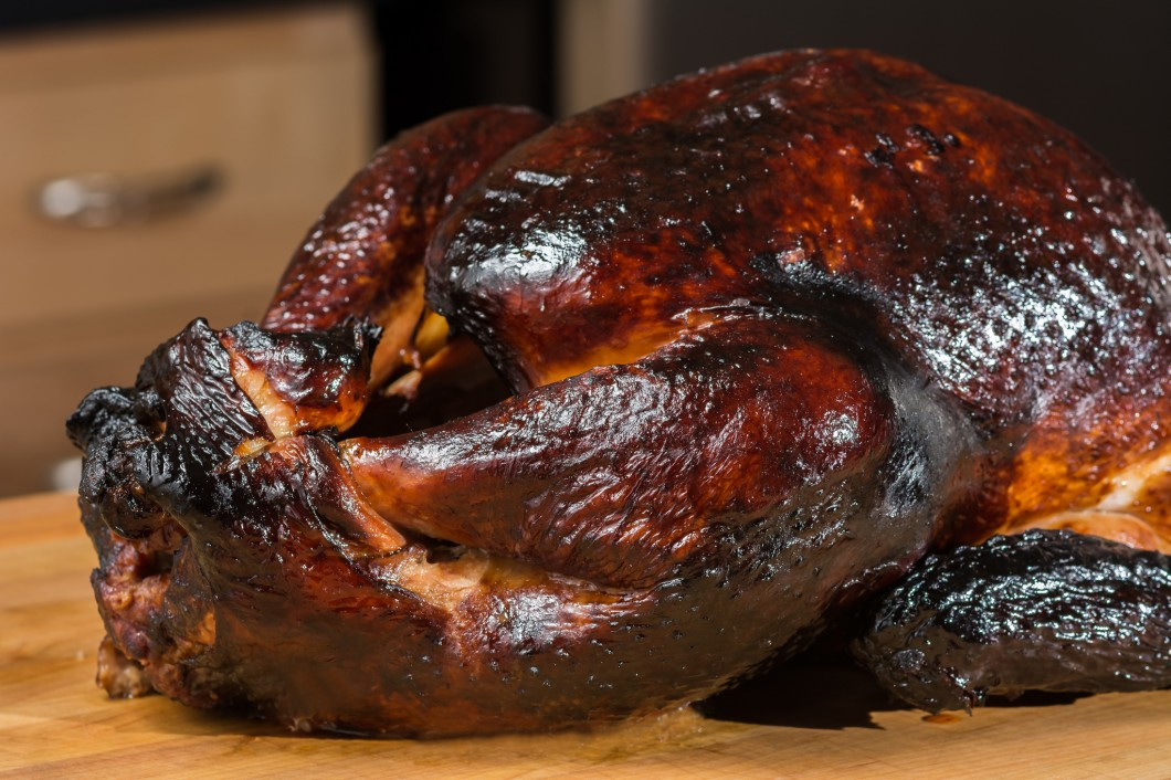 Let Aaron Franklin Show You How To Smoke A Turkey