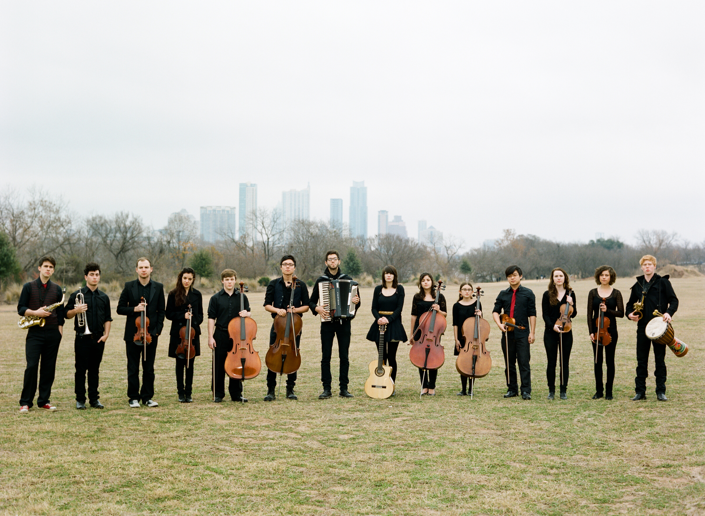 These Five Shows Will Make You Thankful for Austin Musicians