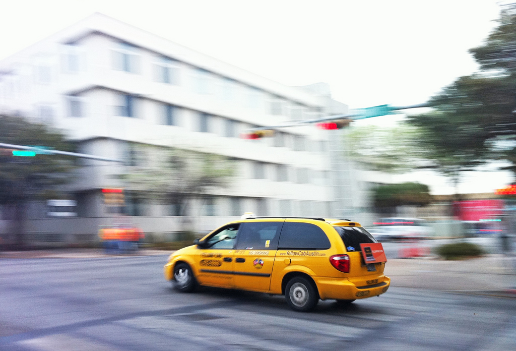 Would You Let A Driverless Taxi Whisk You Around Austin?