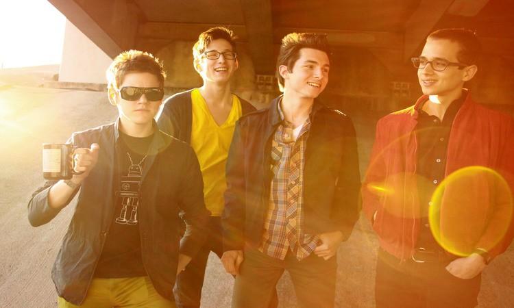 Austin Band 'Speak' Is Bringing 80's-Flavored Synth Pop Back