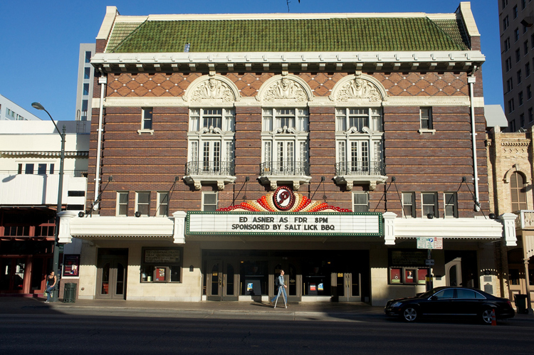 paramount theatre zach theater