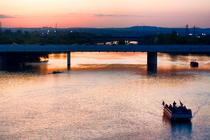 congress avenue ann w. richards bridge