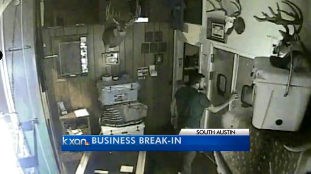 Drunk Guy Breaks Into Hudson Meats And Promptly Falls Asleep
