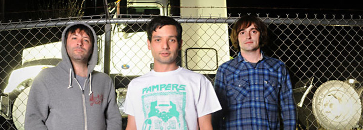 Spray Paint's 'Clean Blood, Regular Acid' Has Austin Noise Punk Thrashing Back To Life