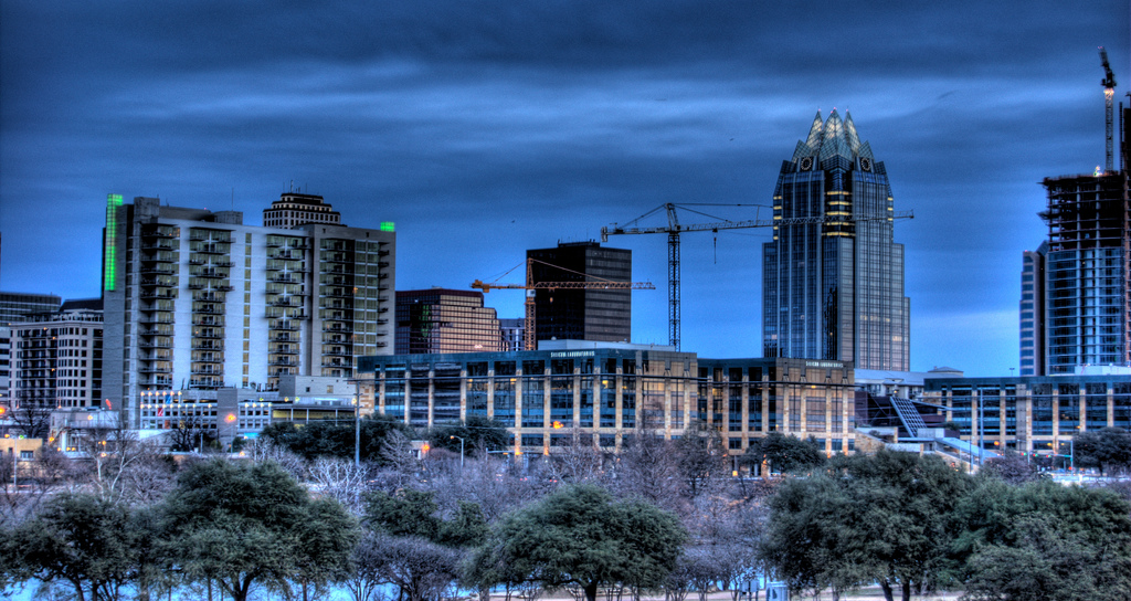 This Is How Austin Became One Of America's Fastest-Growing Cities