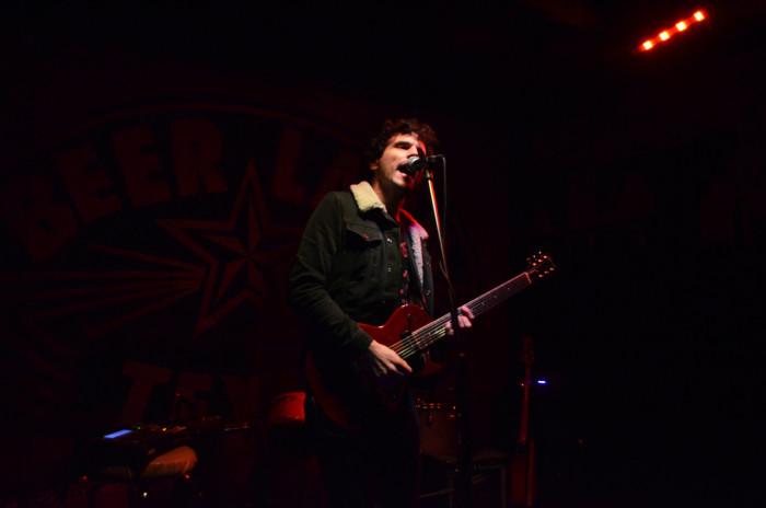 Mike Melendi at Beerland. Photo: Shea Carley