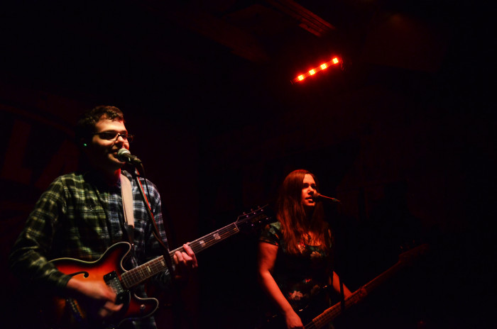 The Zoltars at Beerland. Photo: Shea Carley
