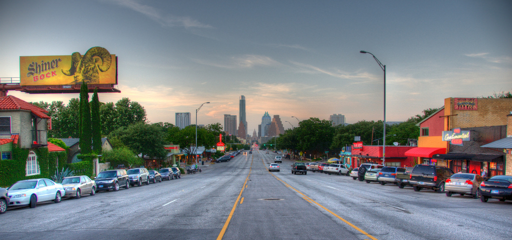 For Tech Biz, Study Favors Austin Over San Francisco, NYC