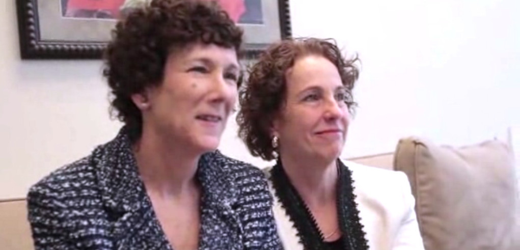 Historic: This Same Sex Couple Just Got Married In Austin
