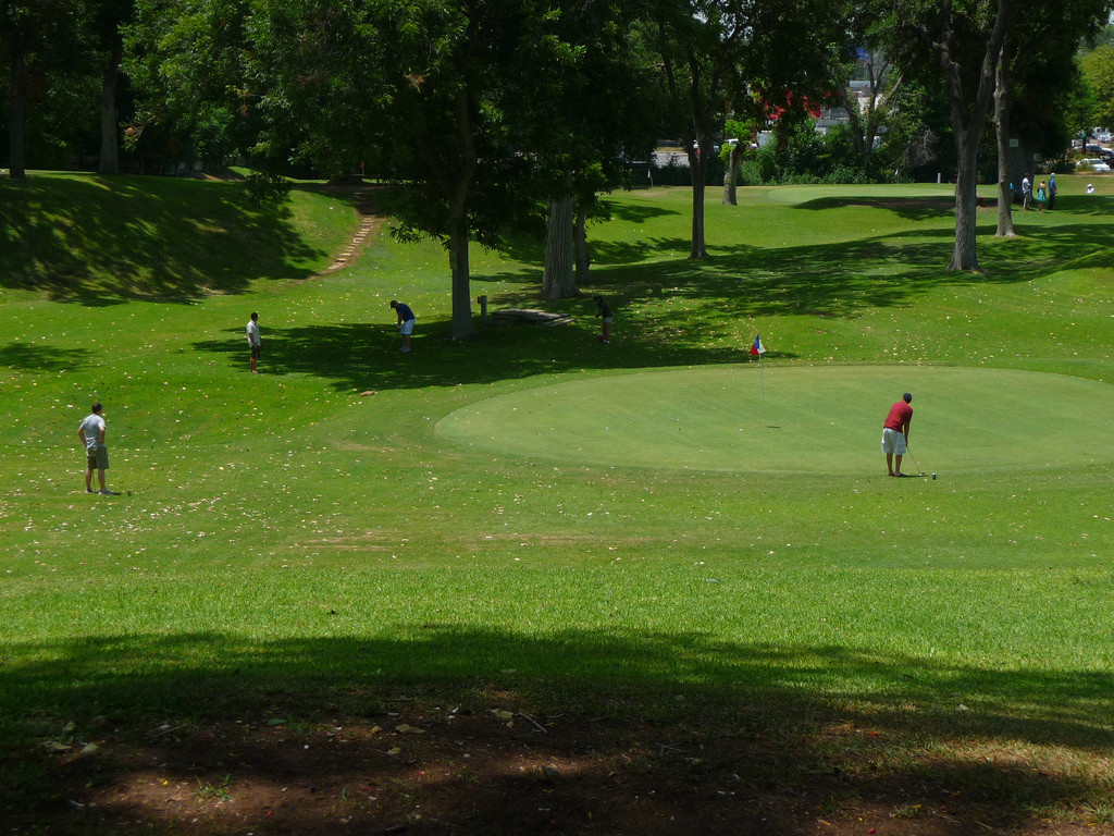 butler park pitch and putt by misty_kay