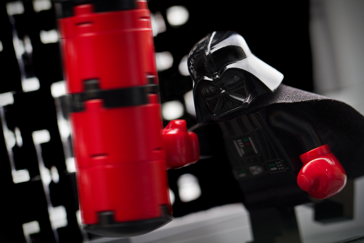 darth vader venting punching bag take out frustration deal cope anger