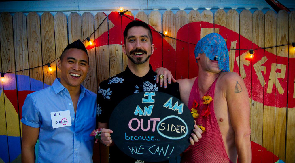 OUTsider Fest Returns To Celebrate Austin's LGBTQI Arts