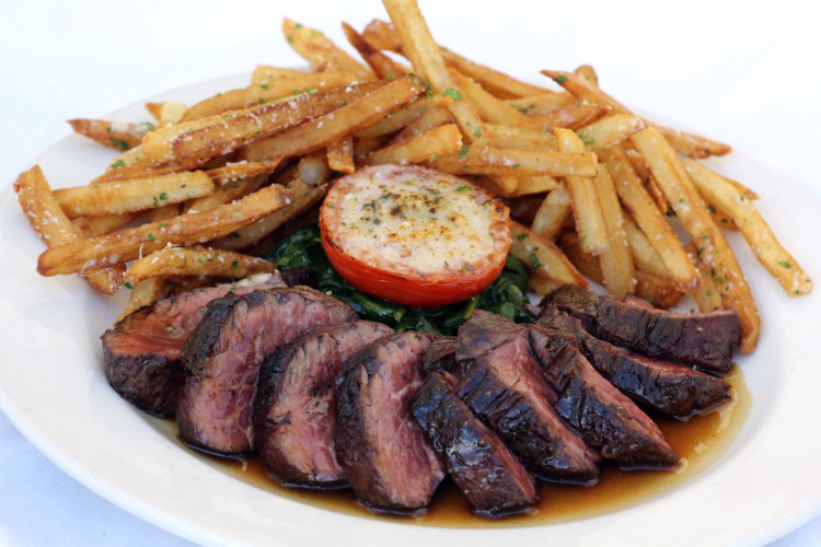 Steak and fries. Photo: Copyright BardagjyPhoto.com, via AustinVespaio.com.