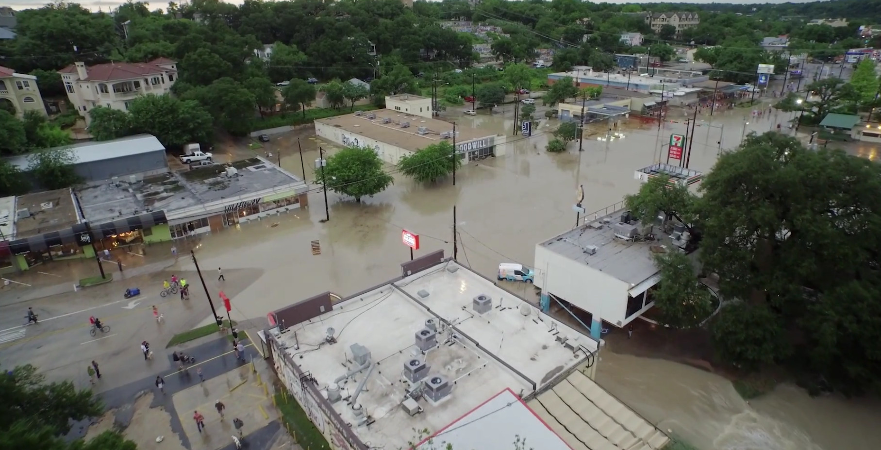 Real-Time Flood Forecasting System Developed At UT Austin